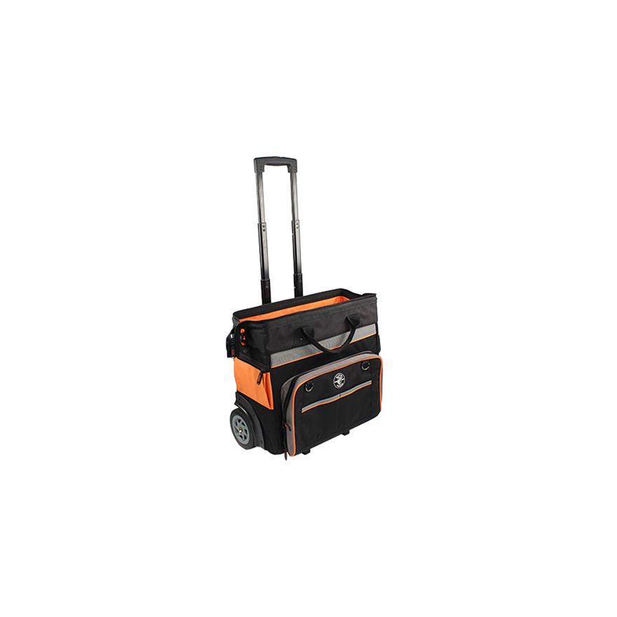 c4daa3148d Klein Tools® 55452RTB Tradesman Pro Rolling Tool Bag - Skywalker