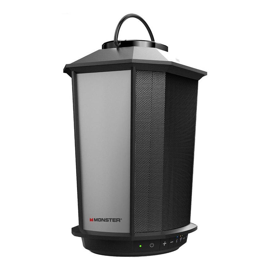 My Monster Audio® MNGLO-S2 GLO 2 Lantern Bluetooth Speaker