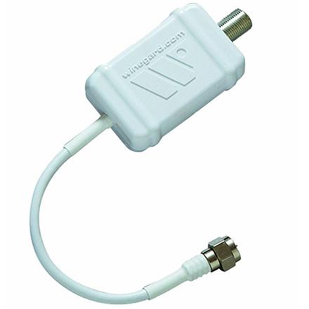 DigiTenna DT-RAMP20-1 Remote HDTV Amplifier w// 1 Wide Band Input