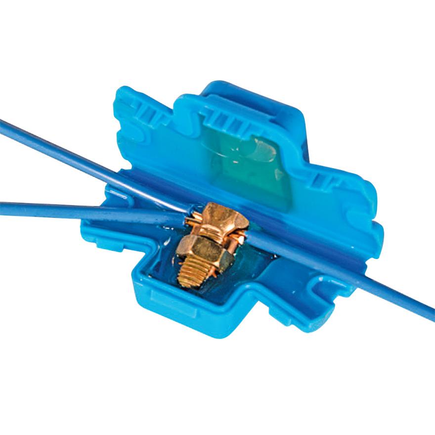 King Innovation® 69105 DryConn® Aqua Split Bolt Housing for Tracer ...