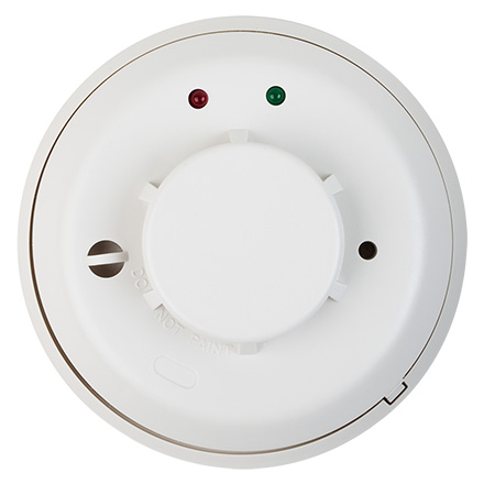 2gig wireless photoelectric smoke alarm. Black Bedroom Furniture Sets. Home Design Ideas
