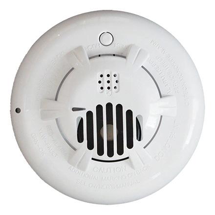 2GIG CO3 Wireless Carbon Monoxide Detector