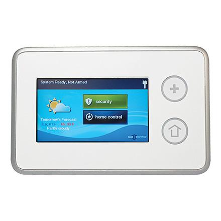 2GIG Wireless Touchscreen Keypad