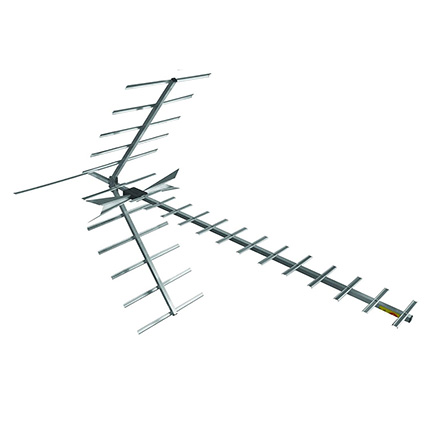 Digitenna� Dt-xfamp20-2 Extreme Fringe Antenna W/ Embedded Amplifier  N  Extra Input Vhf Hi-band/uhf, 0-80plus Miles at Sears.com