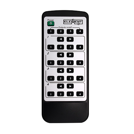 Additional Remote for ELE9090 4 X 4 HDMI