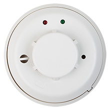 2GIG Wireless Photoelectric Smoke Alarm