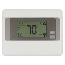 2GIG Programmable Thermostat