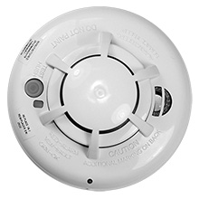 2GIG Wireless Smoke/Heat Detector