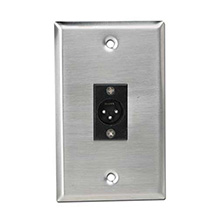 Atlas SG-XLR-M1 XLR Wall Plate