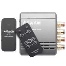 Atlantic Technology Wireless Transmitter and Amplifier/Receiver System