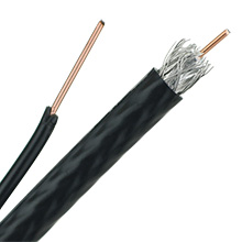 Single With Ground Coax Cable