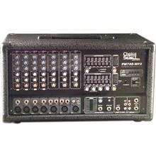 Choice Select Ultra PM-740 Powered 7 Channel Stereo Mixer 200W RMS Per Ch.