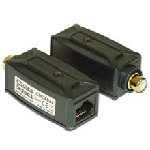 Choice Select Audio Cat5e Extender with RJ45 Termination