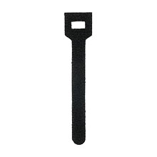 "11"" Velco cable ties, Black CON1050B"
