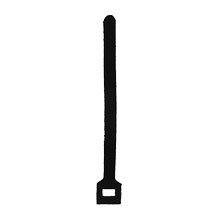 "15"" Velco cable ties, Black CON1051B"