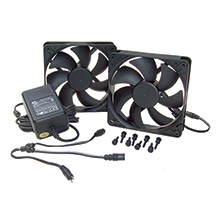 "COOL2037 Cool Components Fan Kit for 4.5"" (120mm) Applications"