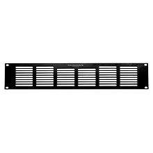 RF2-STD-BLK Rack Faceplate 2RU COOL2042