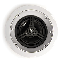 "CUR1000 Current Audio 8"" 2-Way, In-Ceiling, Coaxial, Infinite Baffle Loudspeaker"