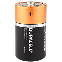 MN1300B2, Coppertop D Battery DUR1097