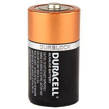 MN1400B2, Coppertop C Battery DUR1098
