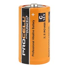 PC1400, Procell C Battery DUR1105