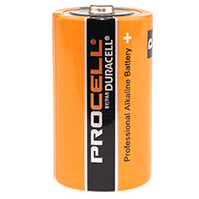 PC1300, Procell D Battery DUR1106