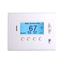 Evolve T-100R Z-Wave Communicating Thermostat