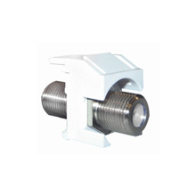 WP3481-WH Nickel Recessed Conn LGR1055