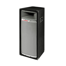 MTX Model TP2400 ThunderPro2 Dual 12in Two Way Professional Loudspeaker System, each MTX2601