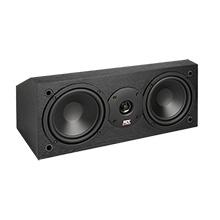 MTX Model MONITOR6C Dual 6.5in Center Channel Speaker, each