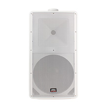 MTX Model AW82-W All weather, 2-way Speaker, w/8in woofer, white, each MTX2801