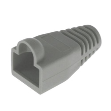 100032GY-BG, RJ45 Boot, 6.0 mm PLA1129GY