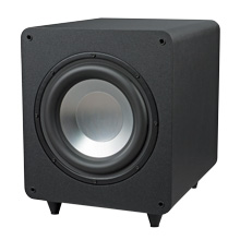 "S-10, 10"" Powered Subwoofer RBH1004"
