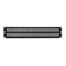 Royal Racks 2U Vent Plate ROY1224