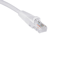 3ft CAT5E PATCH Cable White SKL2200W