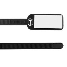 Skywalker Signature Series Write-on 3in Cable Ties, qty100 SKY5020