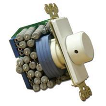 Advantage 100 Watt Resistor Based Volume Control, White