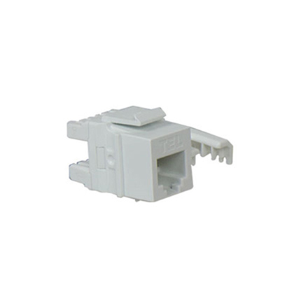 legrand wp3473 wh 6 position  6 conductor quick connect