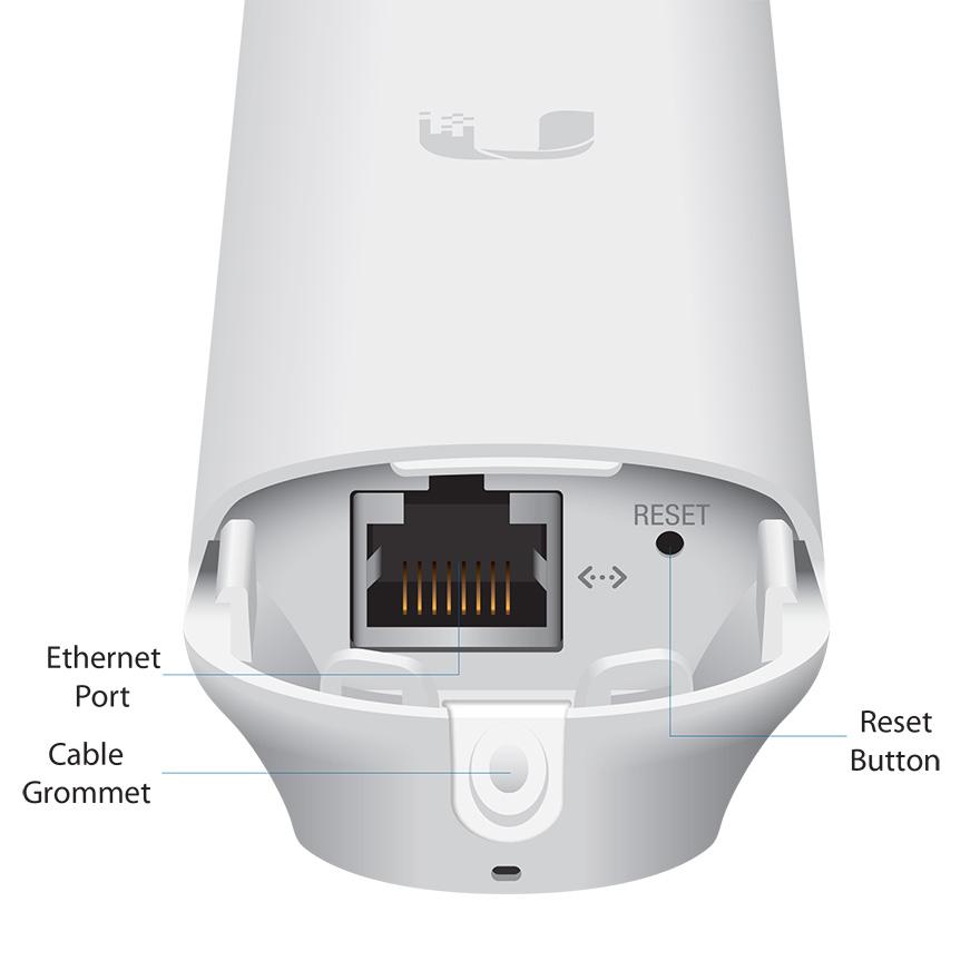 Ubiquiti® UAP-AC-M-US Unifi Indoor/Outdoor Mesh Dual Band Access