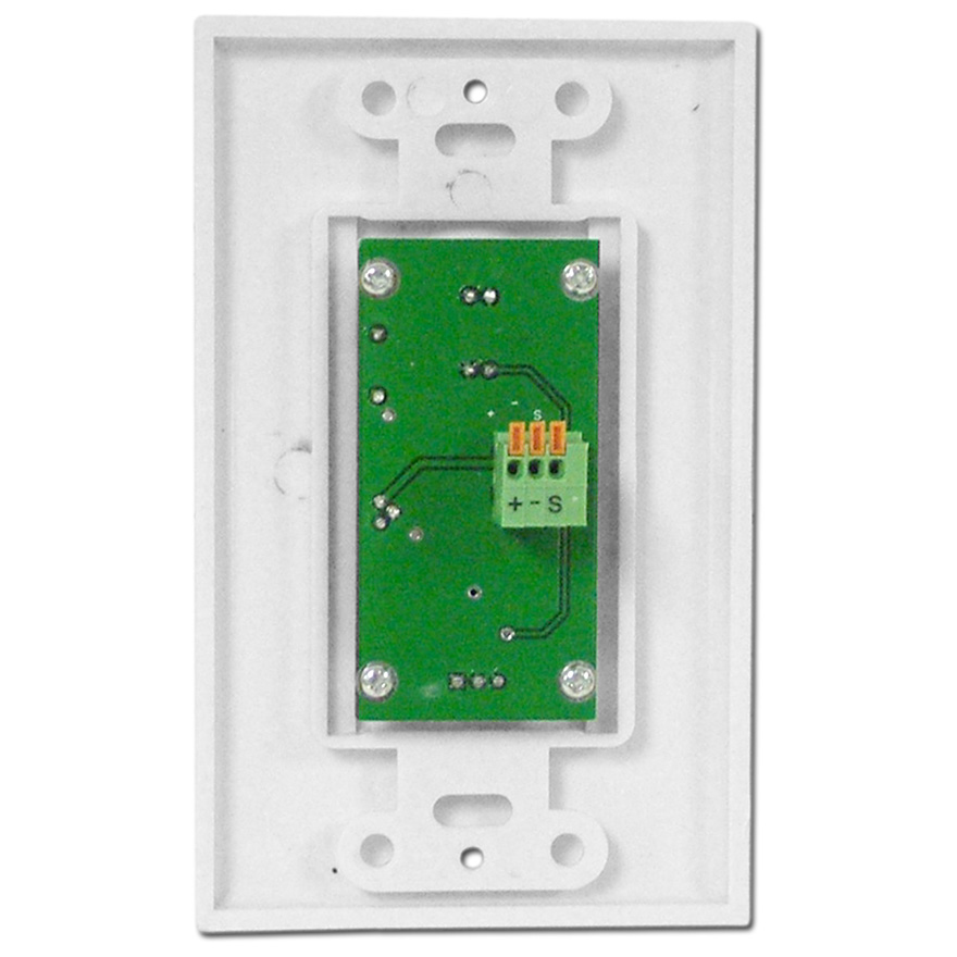 6845b18c597 Choice Select IR Target in Decora Style Wall Plate