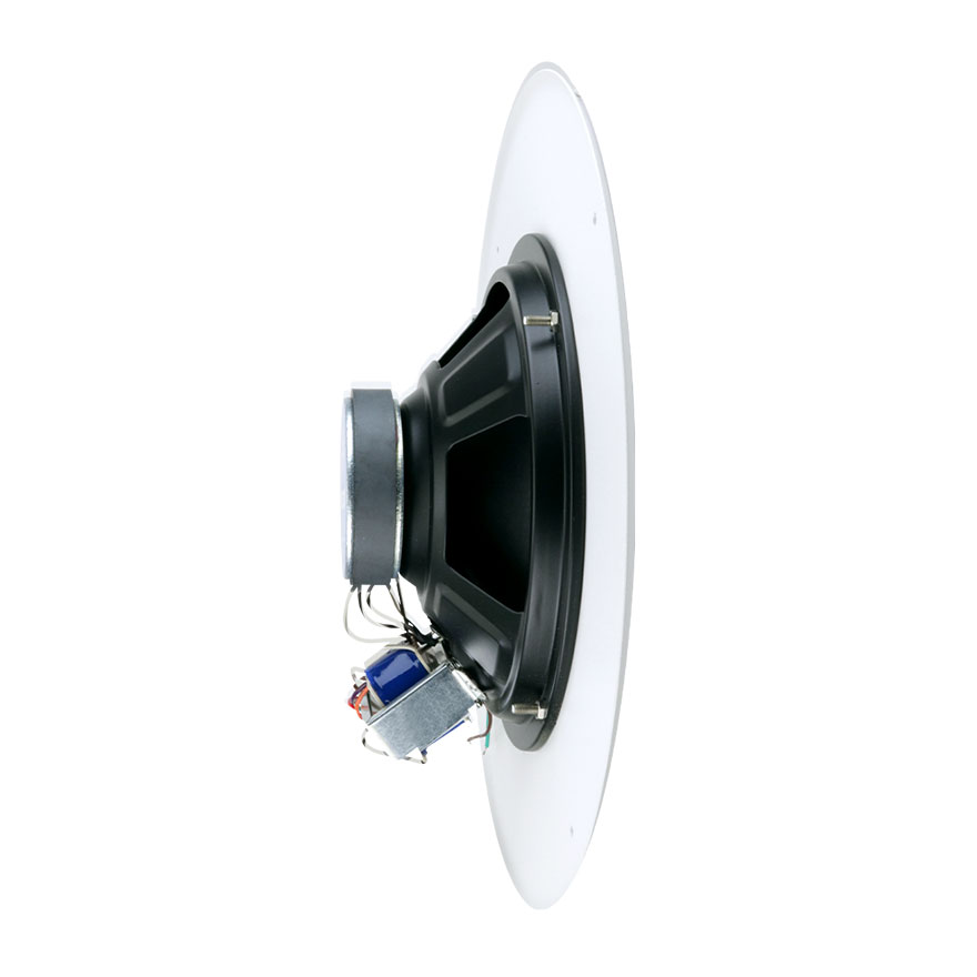 SAG6024_Add2 saga elite™ 8\u201d ceiling speaker with 25 70 volt transformer, 10oz 70 volt speaker transformer wiring diagram at gsmx.co